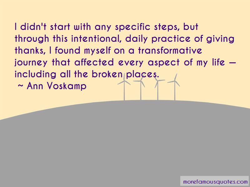 Transformative Journey Quotes