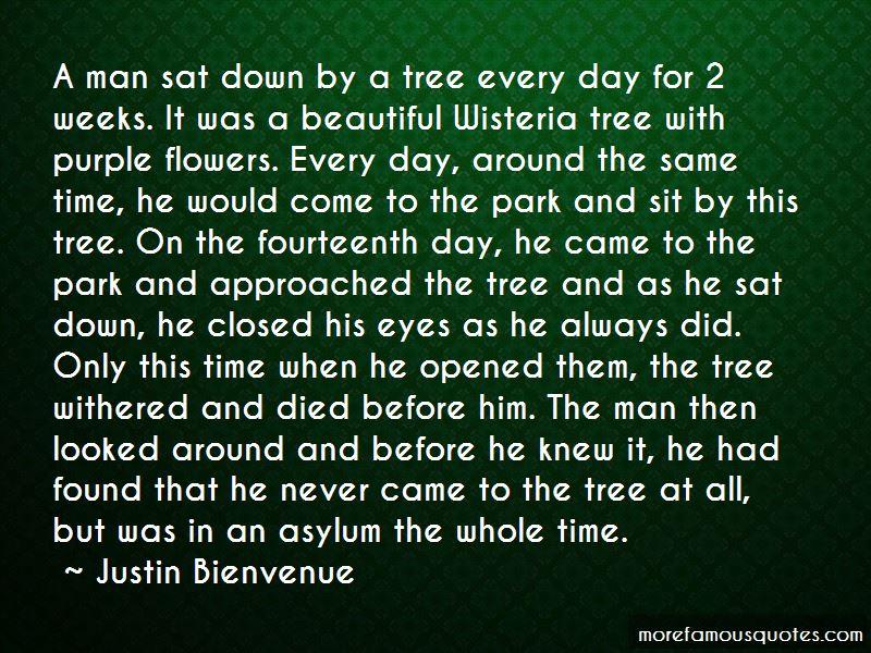 Wisteria Tree Quotes