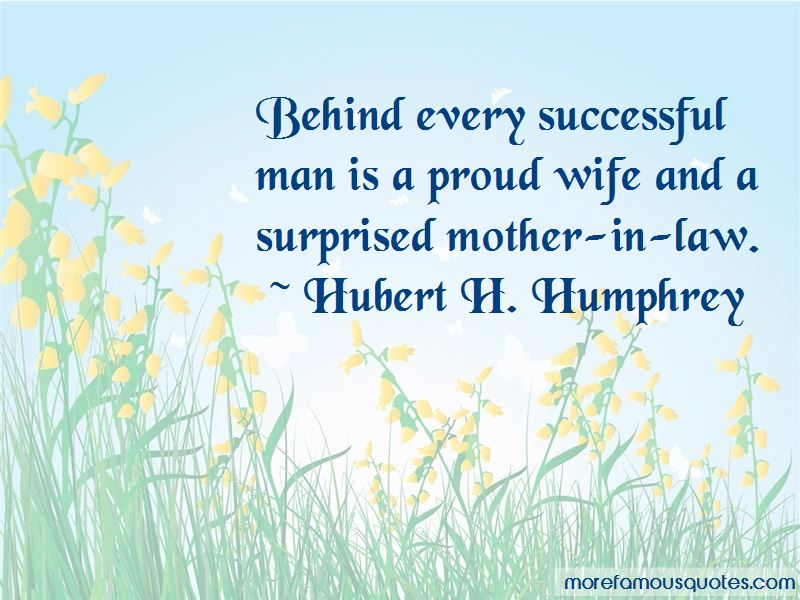 A Proud Wife Quotes