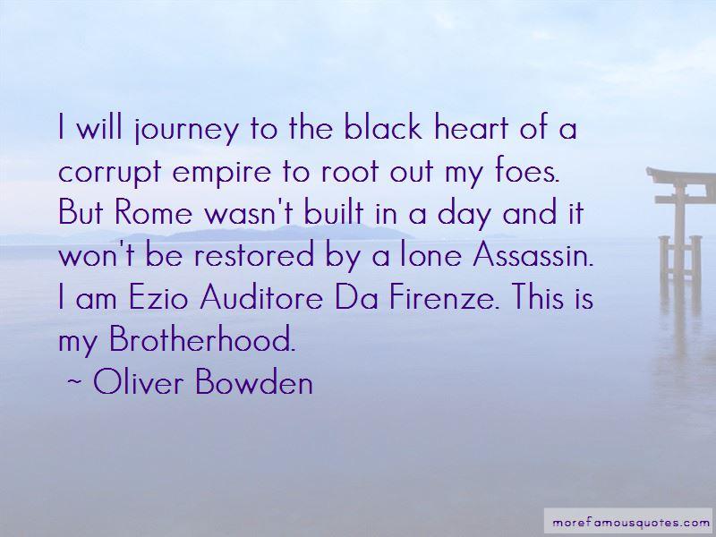 Ac Brotherhood Ezio Quotes
