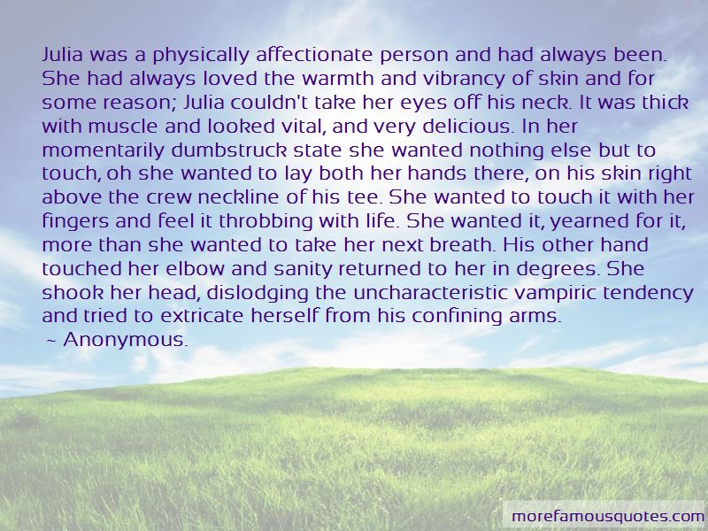 Affectionate Person Quotes Pictures 3