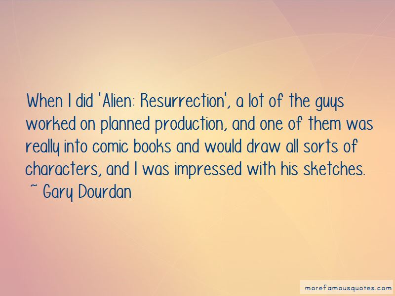 Alien Resurrection Quotes