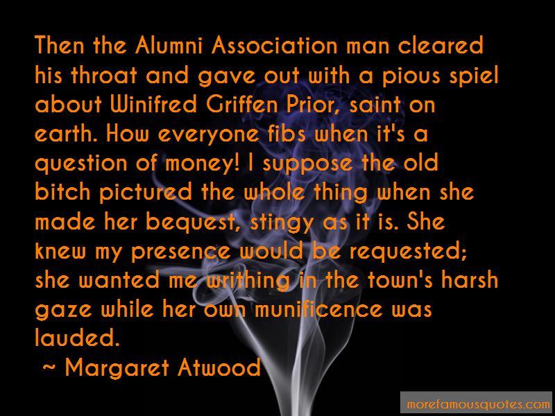 Alumni Association Quotes Pictures 2