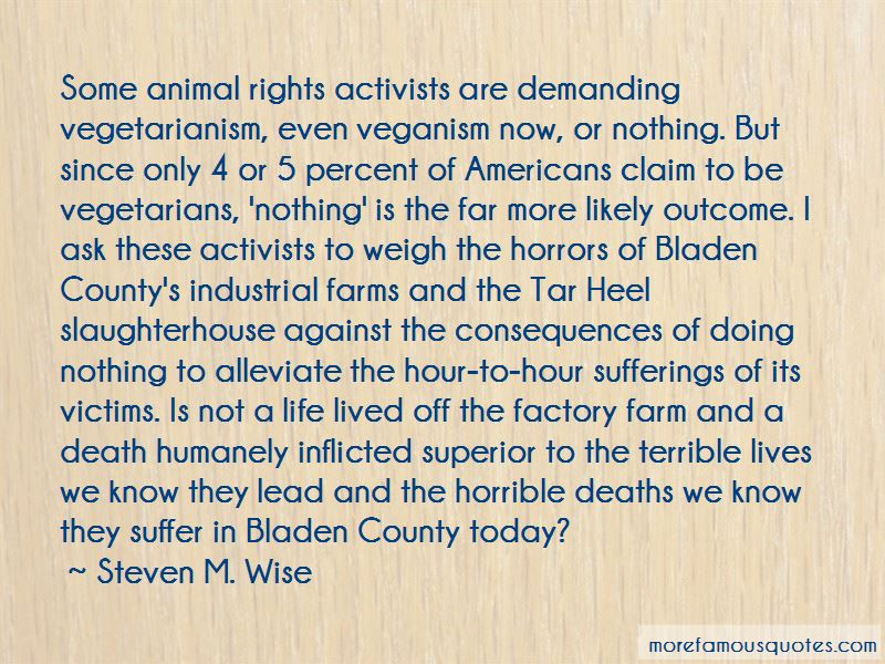 Animal Slaughterhouse Quotes Pictures 2