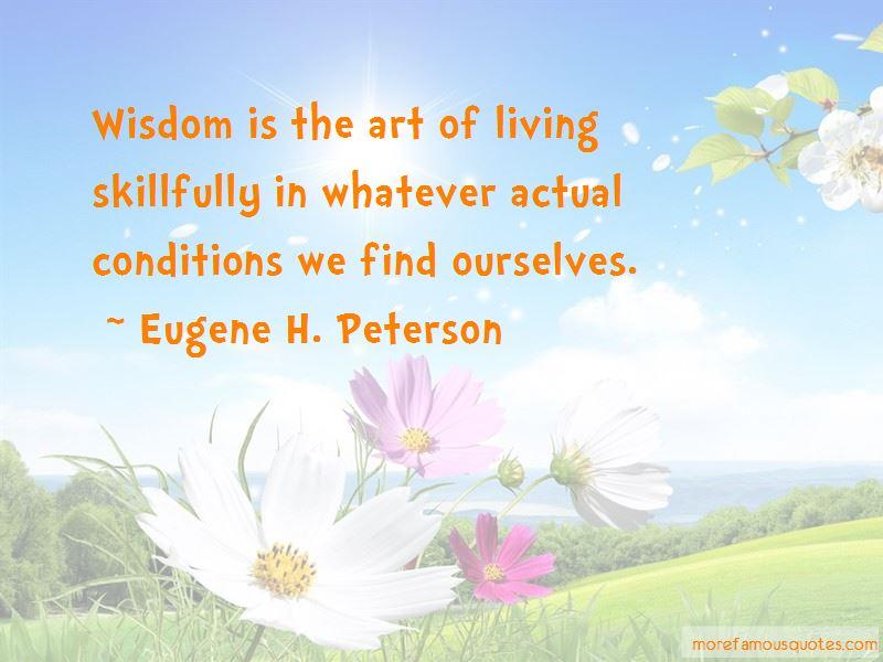 Art Of Living Wisdom Quotes