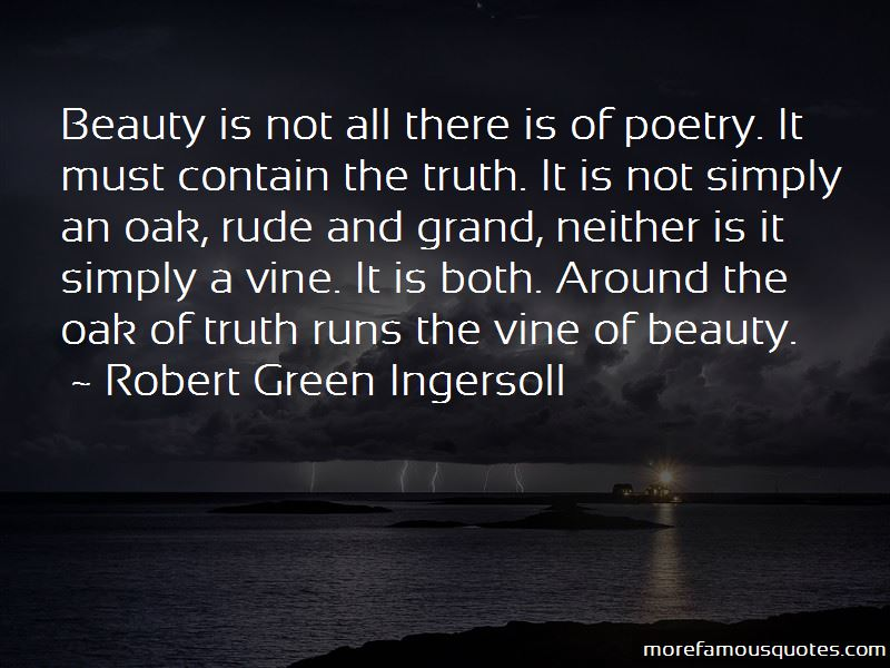Beauty Is Not All Quotes