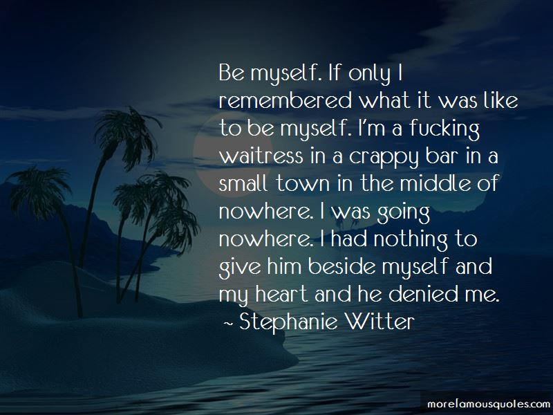 Beside Myself Quotes Pictures 2
