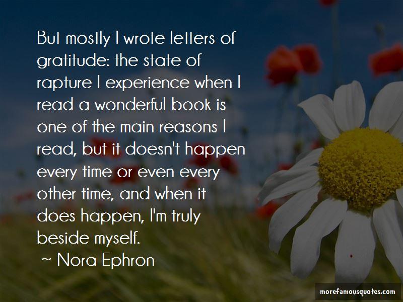 Beside Myself Quotes
