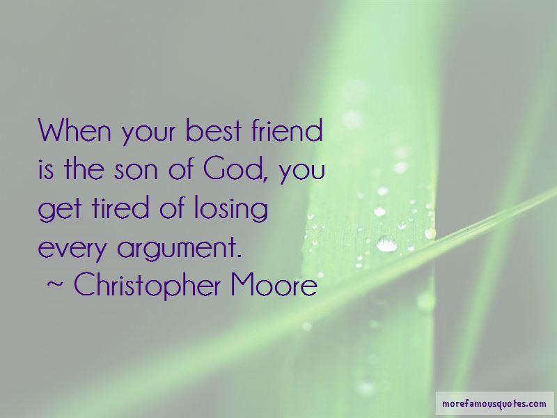 Best Friend Argument Quotes