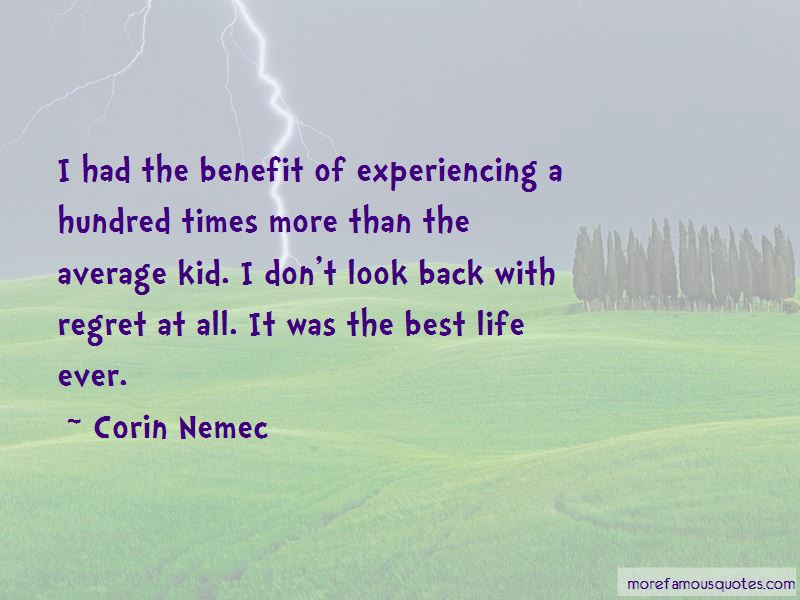 Best Times Of Life Quotes