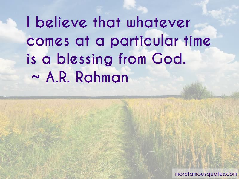 Blessing From God Quotes Pictures 2
