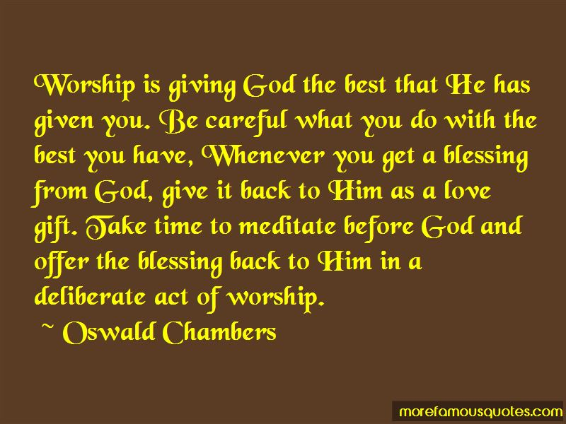 Blessing From God Quotes Pictures 3