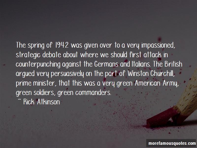 Churchill Prime Minister Quotes