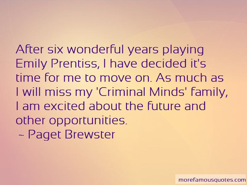 Criminal Minds Emily Quotes