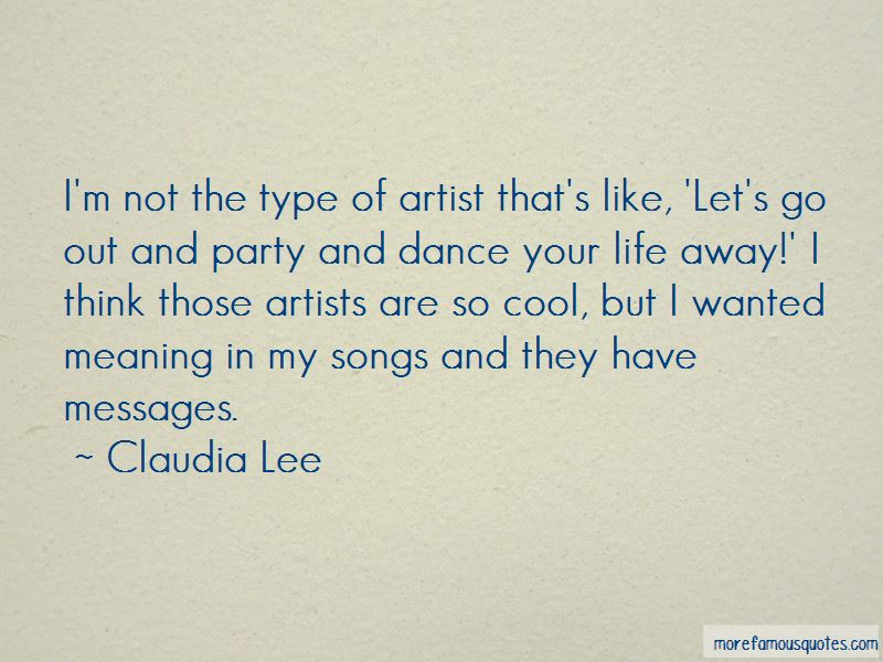 Dance Your Life Quotes: top 46 quotes about Dance Your Life ...