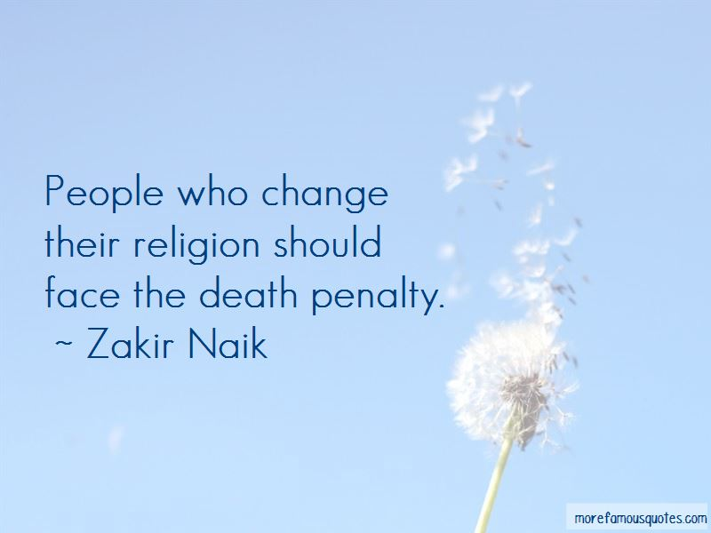 Death Penalty Religion Quotes Pictures 4