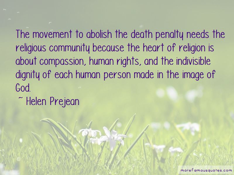 Death Penalty Religion Quotes