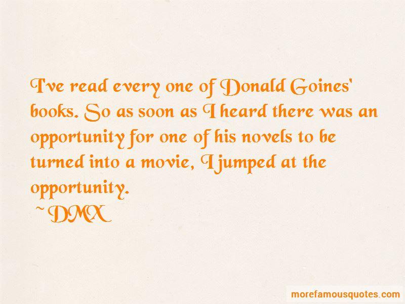 Donald Goines Quotes