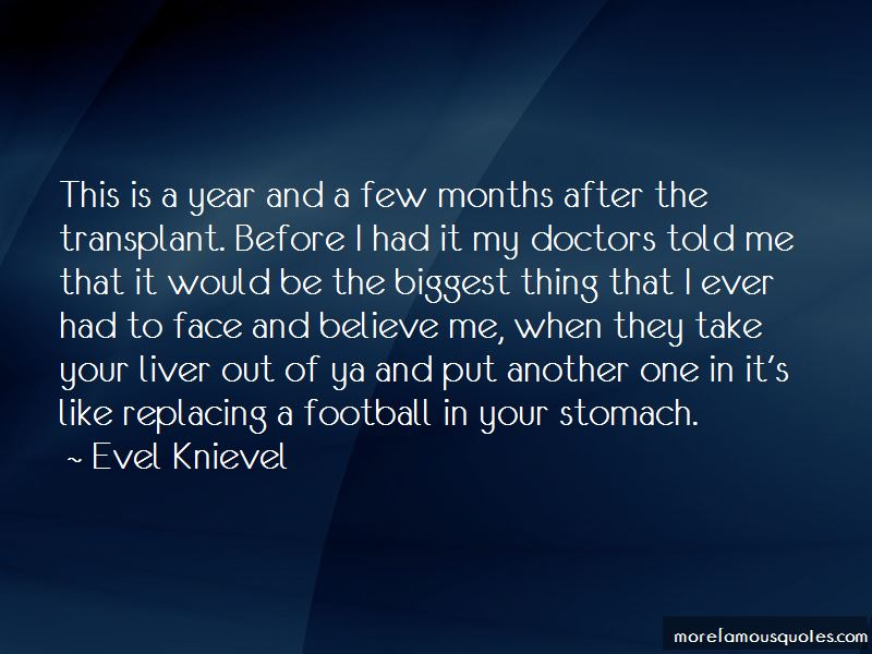 Face Transplant Quotes Pictures 3