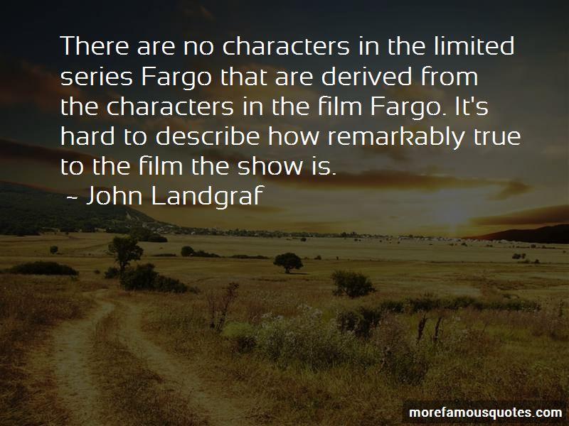 Fargo Tv Series Quotes