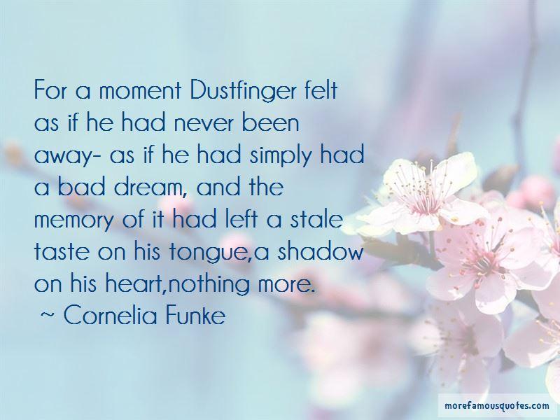 Had A Bad Dream Quotes