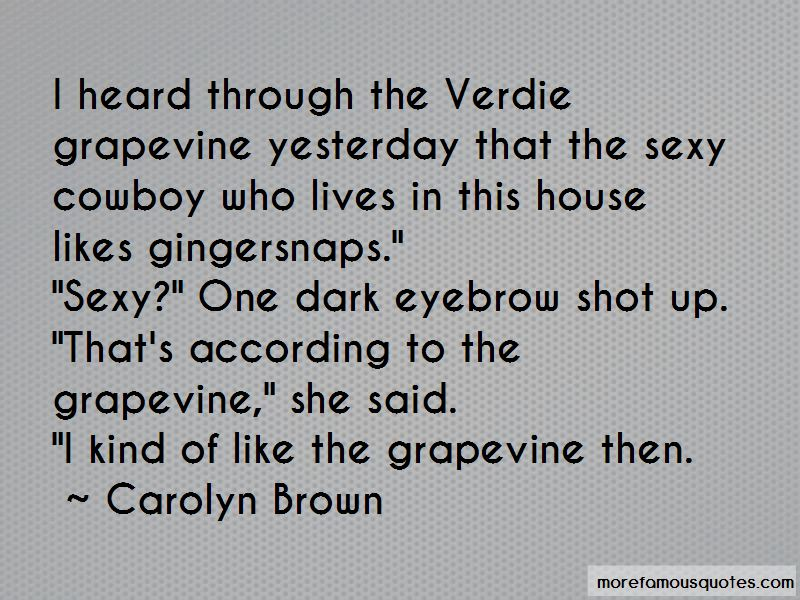Heard It Through The Grapevine Quotes Pictures 4
