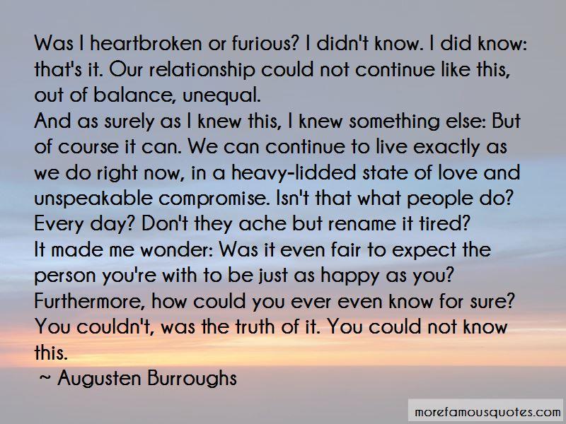 Heartbroken But Happy Quotes