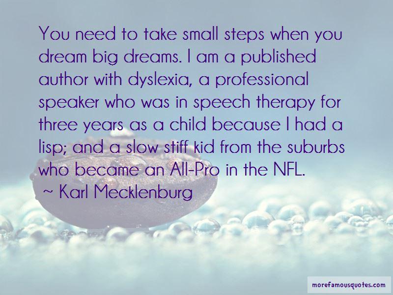 I Had A Dream Speech Quotes