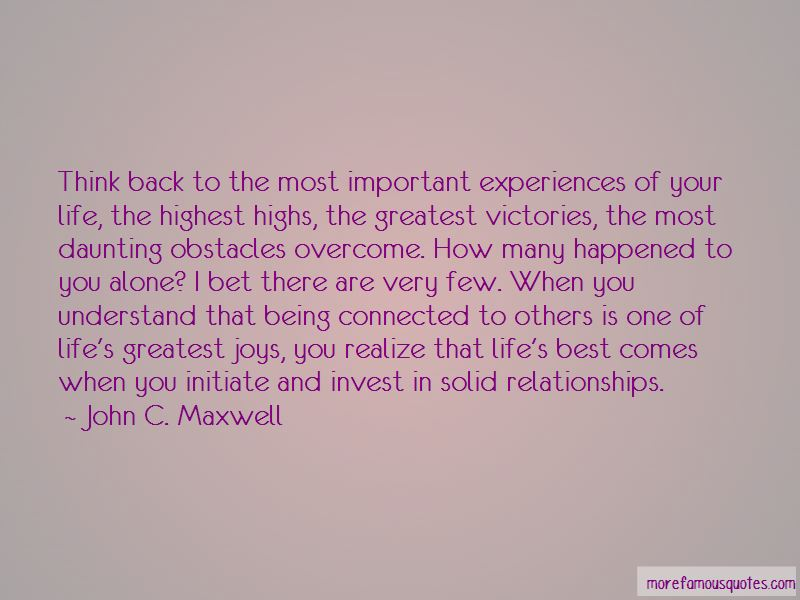 Invest In Others Quotes