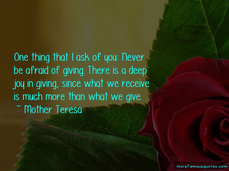 Joy In Giving Quotes Pictures 2