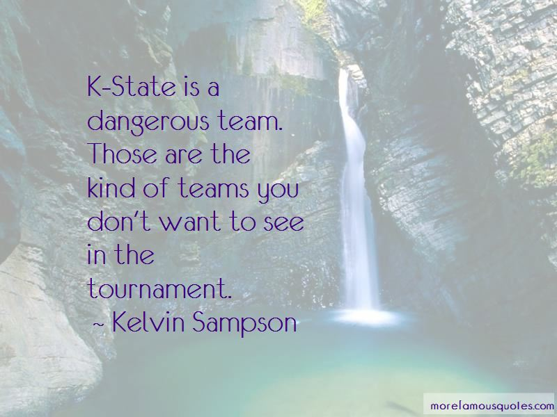 K State Quotes