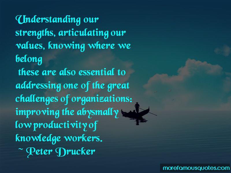 Knowing Vs Understanding Quotes