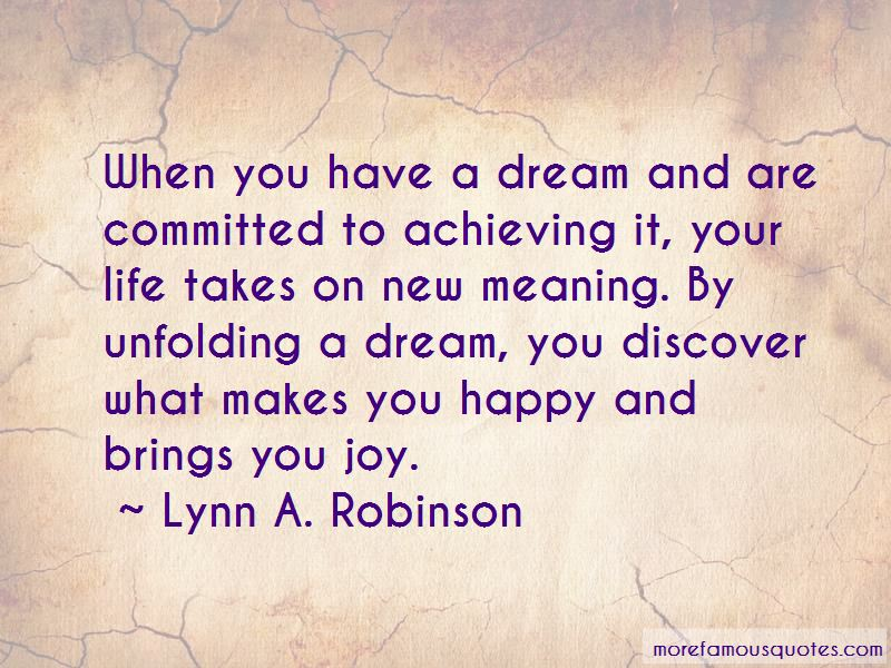 Life Your Dream Quotes Pictures 3
