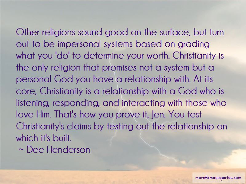 Love God Relationship Quotes Pictures 4