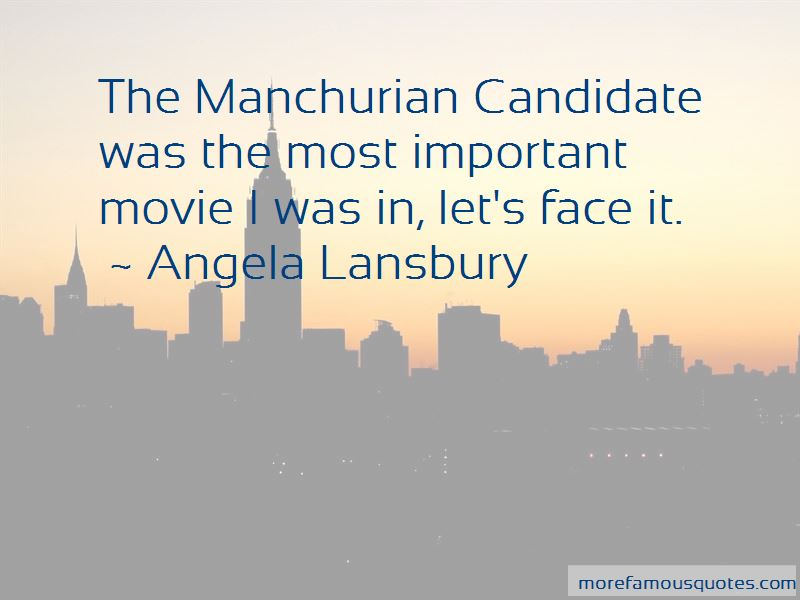 Manchurian Candidate Quotes Pictures 3