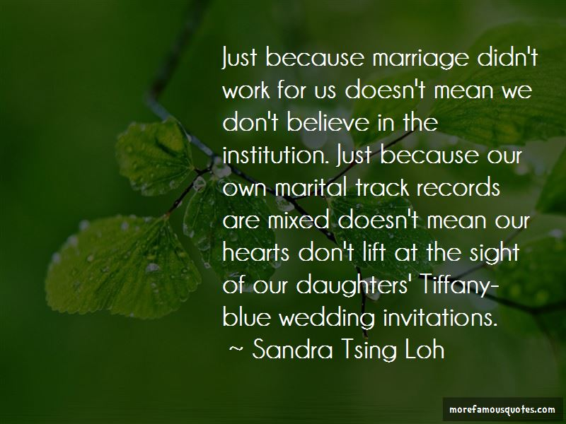 Marriage Didn't Work Quotes Pictures 3