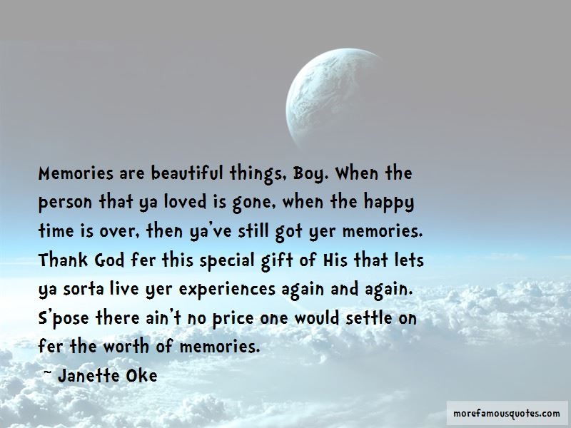 Memories Are Beautiful Quotes