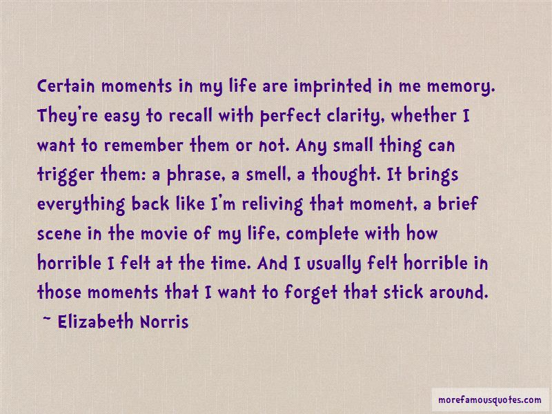 My Life Complete Quotes