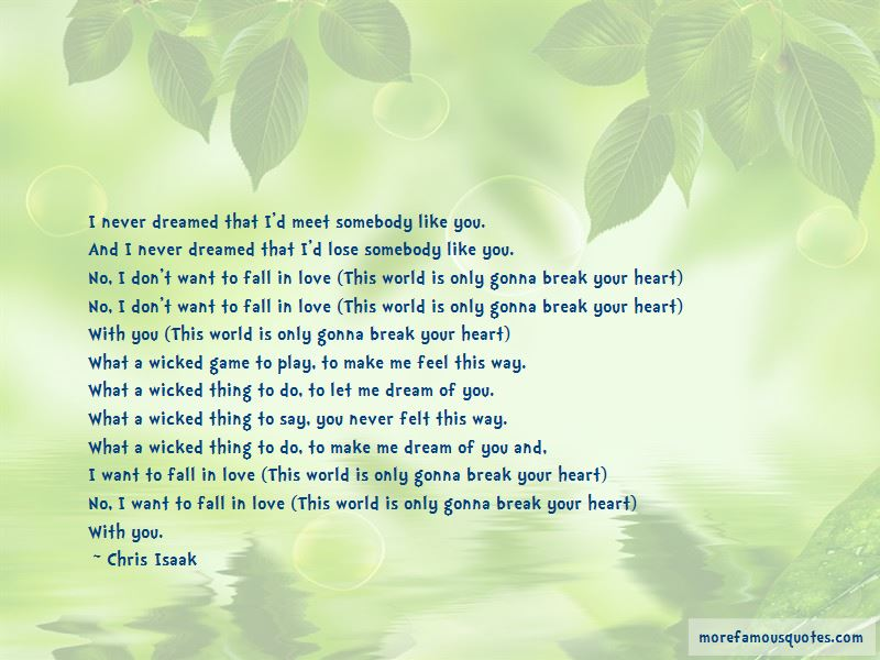 Never Gonna Fall In Love Quotes Pictures 2