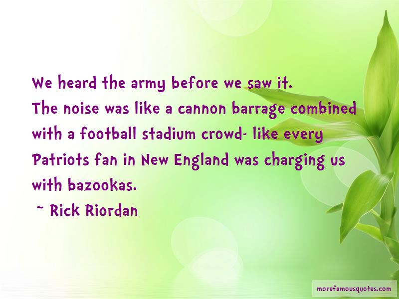 New England Patriots Fan Quotes