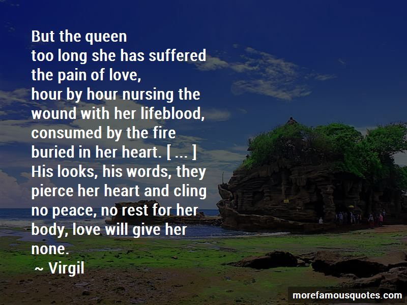 Pain Of Love Quotes Pictures 2