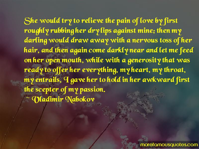 Pain Of Love Quotes Pictures 3