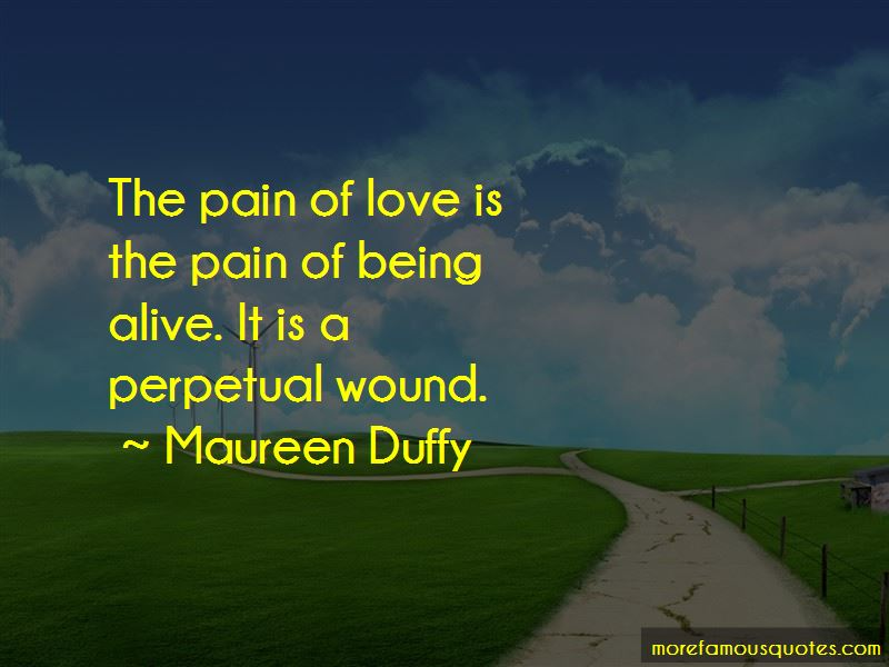 Pain Of Love Quotes Pictures 4