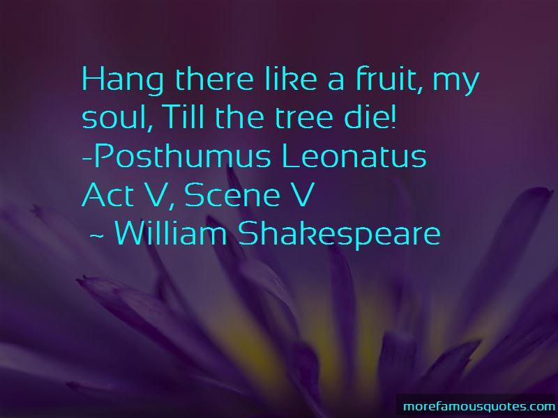 Posthumus Leonatus Quotes