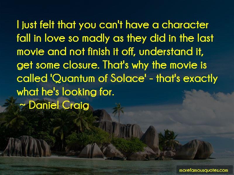 Quantum Love Movie Quotes