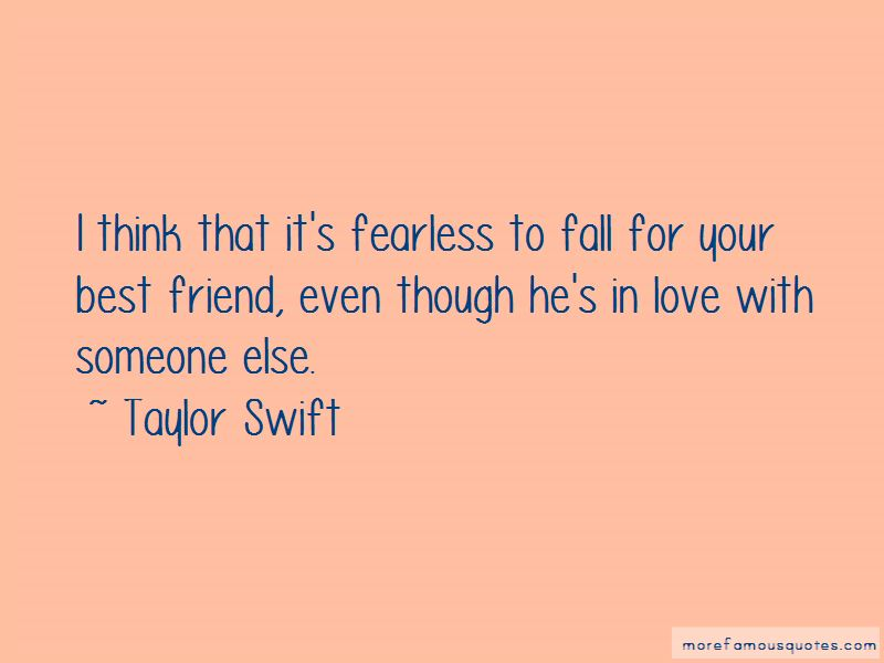 A Best Friend Your In Love With Quotes Pictures 2