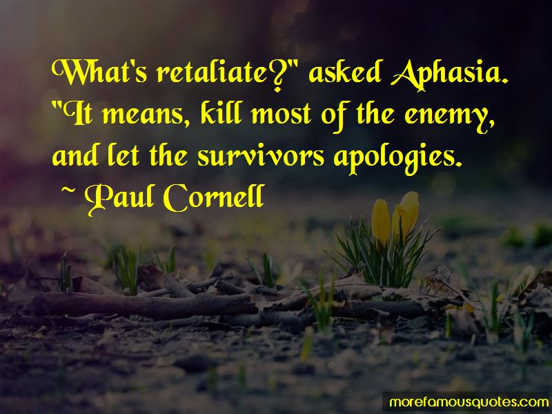 Quotes About Aphasia