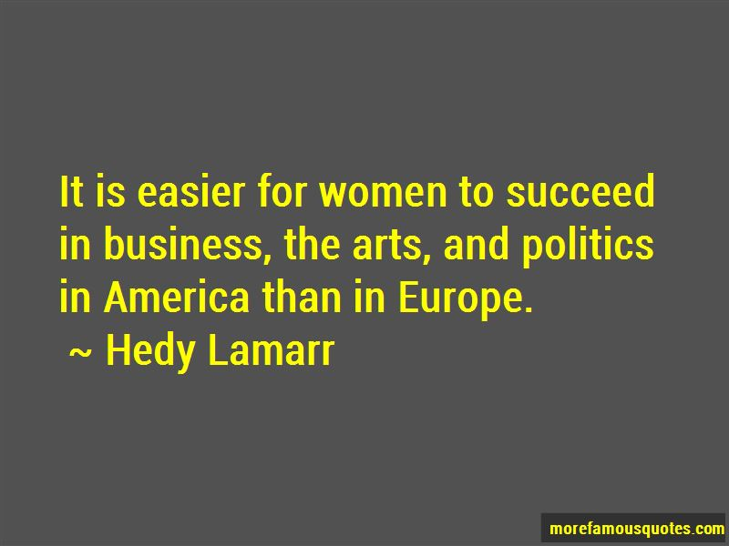 Quotes About Arts And Politics