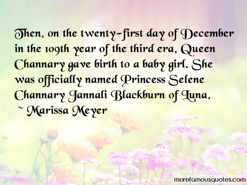 Quotes About Baby Girl Birth