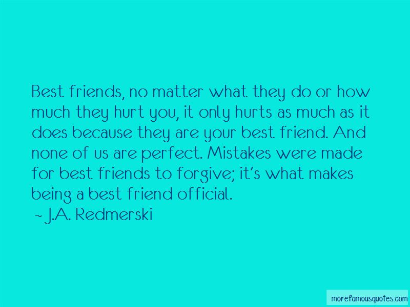 Quotes About Being Hurt By Your Best Friend: top 1 Being ...